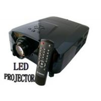 mini portable LED Pico Projector, LCD,1024*768,280*120*250mm Manufactures