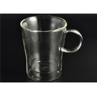 Double Wall Borosilicate Glass Cup Manufactures