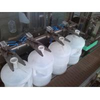 Quality Beverage / Mineral Water PLC Based Automatic Bottle Filling System 10000-12000BPH for sale