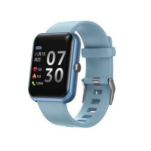 Bluetooth 5.0 Waterproof FCC Blood Pressure Smartwatch Manufactures