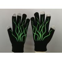 Skeleton Printng Working Hands Gloves Ecological Textile Fabric OEM Accepted Manufactures
