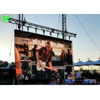 China HD p5 Large Outdoor Ultra-thin Rental Led Screen , Video Rental LED Display Screens on sale
