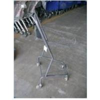 Reusable 2 Basket Shopping Trolley For Small Shop , 4 Swivel 3 Inch Pvc Casters Manufactures