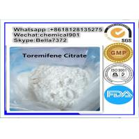Superb Anti-Estrogen Serm Powder Toremifene Citrate Fareston CAS 89778-27-8 Manufactures