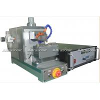 China Low Noise 20khz Ultrasonic Metal Welding Machine For Battery Wire Conductor on sale