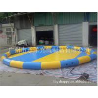 3 m PVC Tarpaulin Inflatable Water Toys for Adults Trampoline Outdoor Durable Manufactures