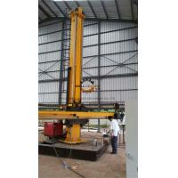 Automatic Column And Boom Welding Manipulators For Pressure Vessels Fabrication Manufactures