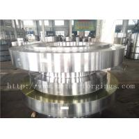 Duplex Stainless Steel F53 Ball Valve Cover / Body Forging  Blanks Manufactures