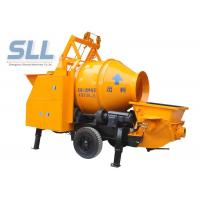 Remote Control Concrete Mixer Machine Manufactures