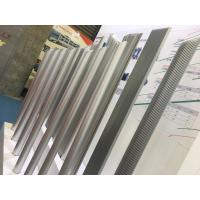 High Density High Powder Aluminium Heat Sink Profiles from Big Extrusion Press Manufactures