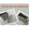 Electrophoresis Wooden Colour Aluminum Window Frame Profile Corrosion Resistance Manufactures