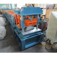 440V Spanish Metal Ridge Cap Forming Machine With European Standard