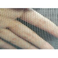 Invisible 18 x 16 Mesh Window Screen , Plastic Insect  Proof  Screen 30 M Length Manufactures