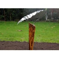 Free Standing Abstract Garden Sculpture , Decoration Large Outdoor Sculpture Manufactures