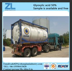 Quality Glyoxylic acid 50% for sale