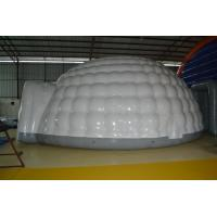 Exhibition / Product  Promotion Inflatable Party Tent 0.45mm Pvc Tarpaulin Manufactures