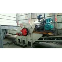 horizontal wood pallet shredder HYHM1300 capacity 10 to 15 ton per hour Manufactures