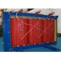 High Frequency 34.5KV Amorphous Alloy Transformer Resin Insulated , Dry Type Transformer Manufactures