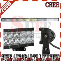 """50"""" 288W CREE LED Work Light Bar OffRoad 4WD Military Equipment High Power LED Headlight Manufactures"""