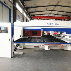 600hpm 2500*1250MM CNC Hydraulic Punching Machine 40m/Min Manufactures