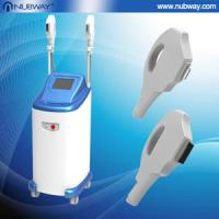 SHR professional hair removal machine unique design in China Manufactures
