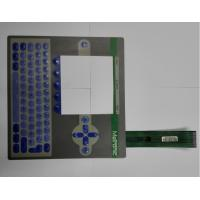 Quality Autotex F200XE / PET LED Membrane Switch Keypad with Multiple Shiny Buttons for sale