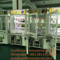 Key Master Game Machine Best Selling Prize Vending Game Machine Most Popular Coin Operated Game Machine Manufactures