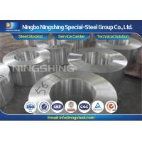 Quality 1.2367 Die Steel Hollow Bars / Steel Forging Ring Machined Surface 100% UT Passed for sale