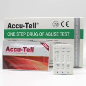 Accu-Tell®Multi-line Drug Rapid Test Cassette (Urine) Manufactures