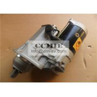 S6D107 Starter Motor Komatsu Spare Parts for Excavator Diesel Engine Type Manufactures