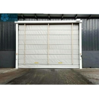 304SS 1.5mm Window Roll Up Shutter Doors With Remote Control Manufactures