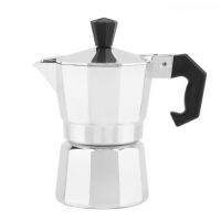 Aluminum 12cups Stovetop Espresso Coffee Maker 50ml/cup Manufactures
