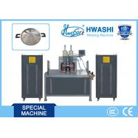 Stainless Steel Pot Ear Butt Welding Machine Horizontal Type 6000J Energy Storage Manufactures