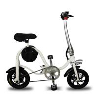 Folding Smart Electric Bike 12 Inch 36V 250 Watt Removable Lithium Battery Manufactures