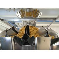 High Speed Chemical Powder Pouch Packing Machine , Automatic Bagging Machin Manufactures