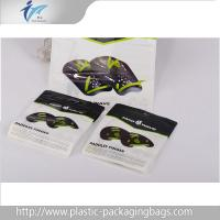 Environmentally Friendly PET / NY / PE 100 Micron Plastic Bags Customized Manufactures