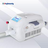 Pure White Mini Q Switched Nd Yag Laser 300w 1 - 6hz For Tattoo Removal Manufactures