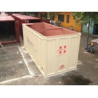 Open Top Sewage Container 20ft Waste Water Treatment CSC Certificated Manufactures