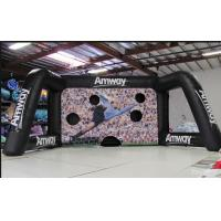 Inflatable Soccer Goal Kick Sports Manufactures