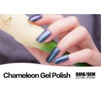 Non Toxic Chameleon Gel Nail Polish UV & LED Type Gorgeous Colors Performance Manufactures