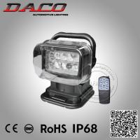 China 360 Degree remote control led work light, 50w Led search lights, hunting lights on sale