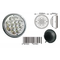 China High Intensity 5.75 Automotive LED Headlights Round IP67 36w Jeep Truck Parts on sale