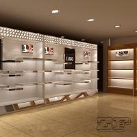 Customized shoe store decoration/shoe store fixtures with logo Manufactures