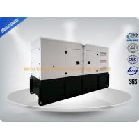 250 KVA Perkins Soundproof Water - Cooled Diesel Generator Set 1300L Manufactures