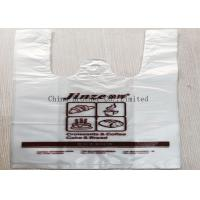 China Square Bottom Personalized Retail Bags With Loop Handle on sale