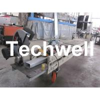 """2"""" * 3"""", 3"""" * 3"""", 3"""" * 4"""" Custom Portable Downspout Forming Machine Manufactures"""