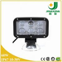 Offroad led work light, Auto led working lights, 60w led work light for trucks Manufactures