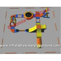 Commercial Inflatable Water Parks Floating Water Park Games For Aqua Adventure Manufactures