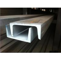 China S275 Structural Steel Tubes For Construction Project , U Channel Structural Steel Beams Q235B on sale