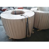Quality Reliable ASME 6mm Cold Rolled Steel Sheet In Coil , Big Spangle Stainless Steel Roll for sale